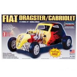 Model plastikowy - Fiat...