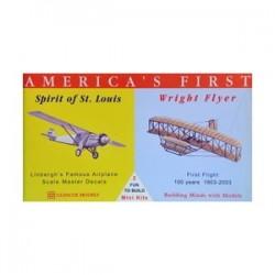 Model plastikowy - Samoloty...