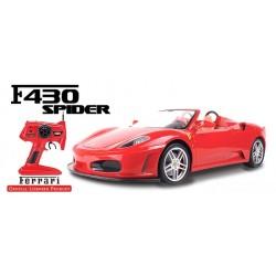 Auto Ferrari F430 Spider...