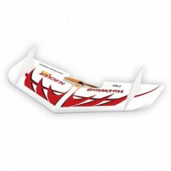 Hotwing 750 ARF Tusk Red -...