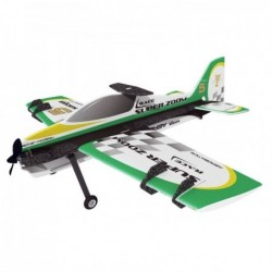 Super Zoom Race ARF Green -...