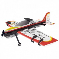 Super Zoom Race ARF Red -...