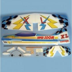 Super Zoom XL ARF Blue -...