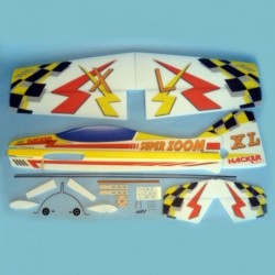 Super Zoom XL ARF Yellow -...