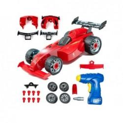 Zabawkowy samochód...