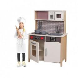 Stylowa kuchnia drewniana...