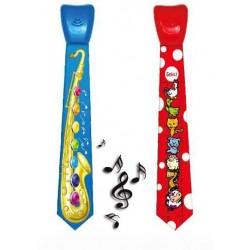 Edukacyjny Grający Krawat...