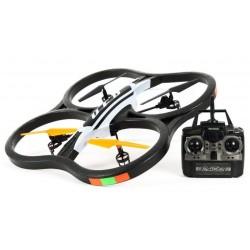 Duży Dron Quadocopter UFO...
